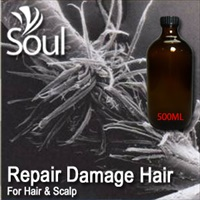 Essential Oil Repair Damage Hair - 500ml